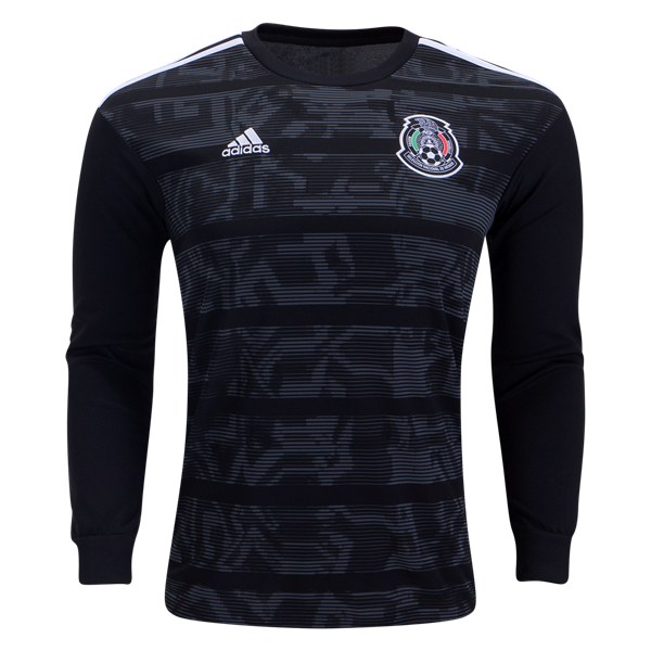Mexico 2019 Long Sleeve Home Jersey