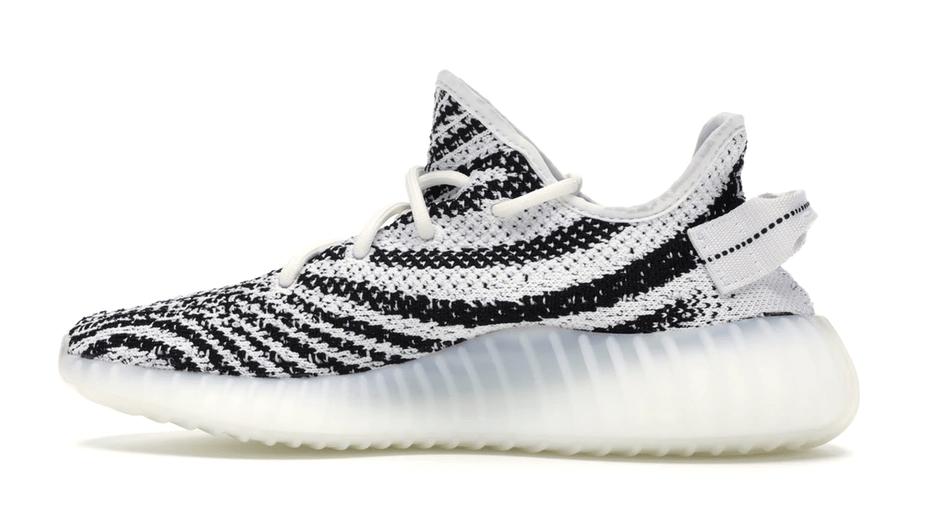 adidas yeezy 350 boost zebra