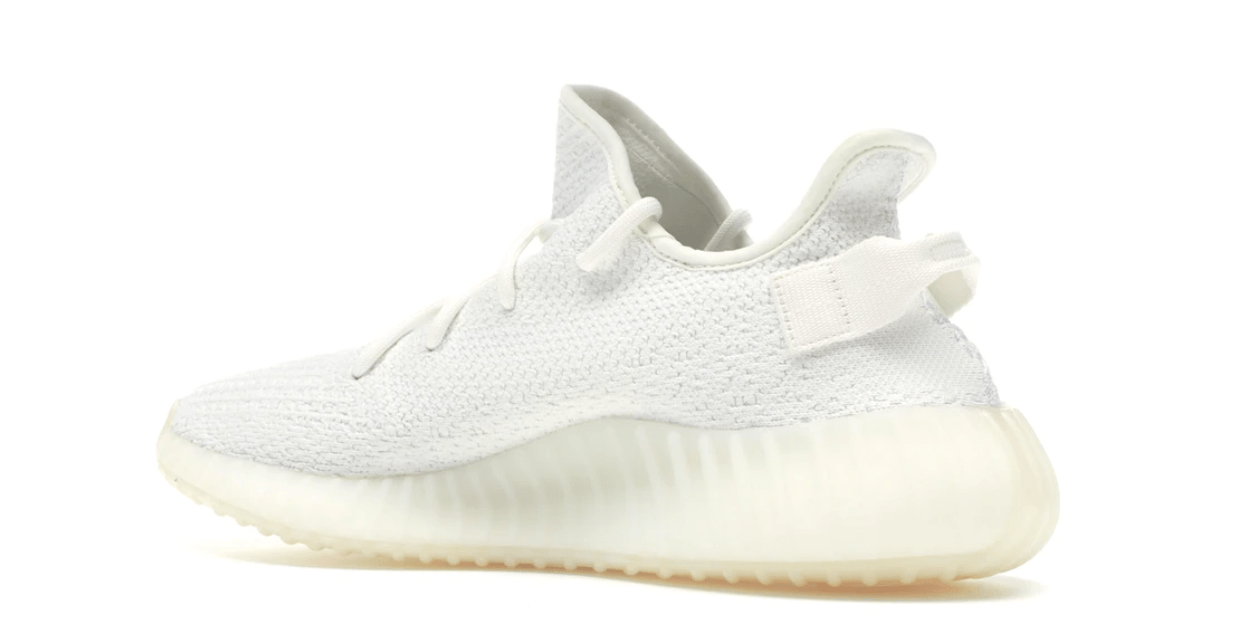 yeezy boost white cream