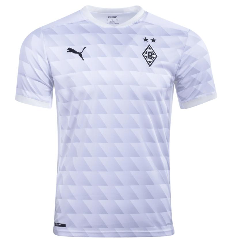 Borussia Mönchengladbach 20/21 Home Jersey by PUMA - BuyArrive -