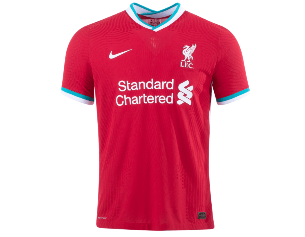 Liverpool FC 20/21 Authentic Home Jersey by Nike   Buy ...