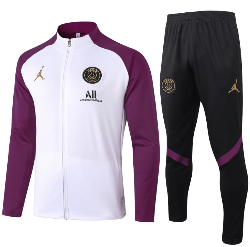 PSG Jordan Tracksuit 20/21 (Purple)