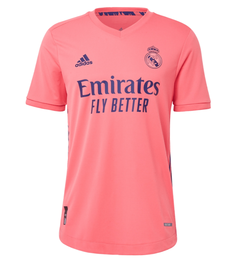 Real Madrid 20/21 Authentic Away Jersey by adidas - BuyArrive -
