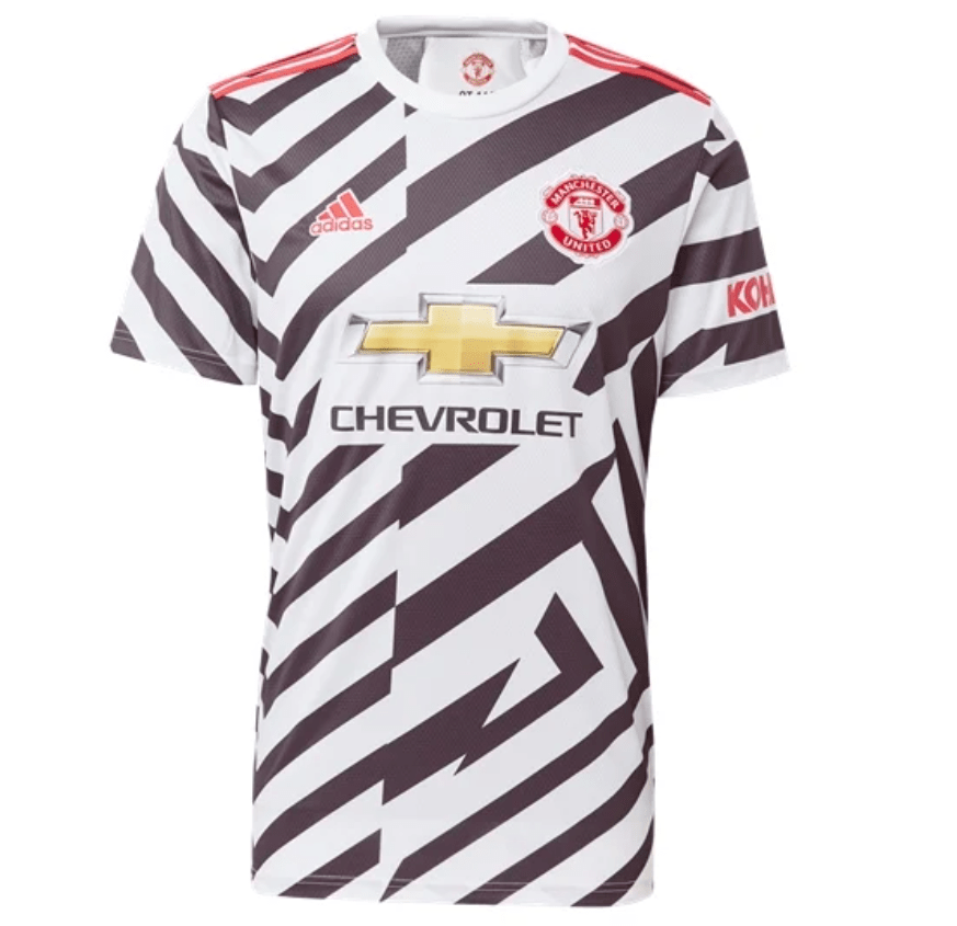 Manchester United 20/21 Third Jersey by adidas - BuyArrive -