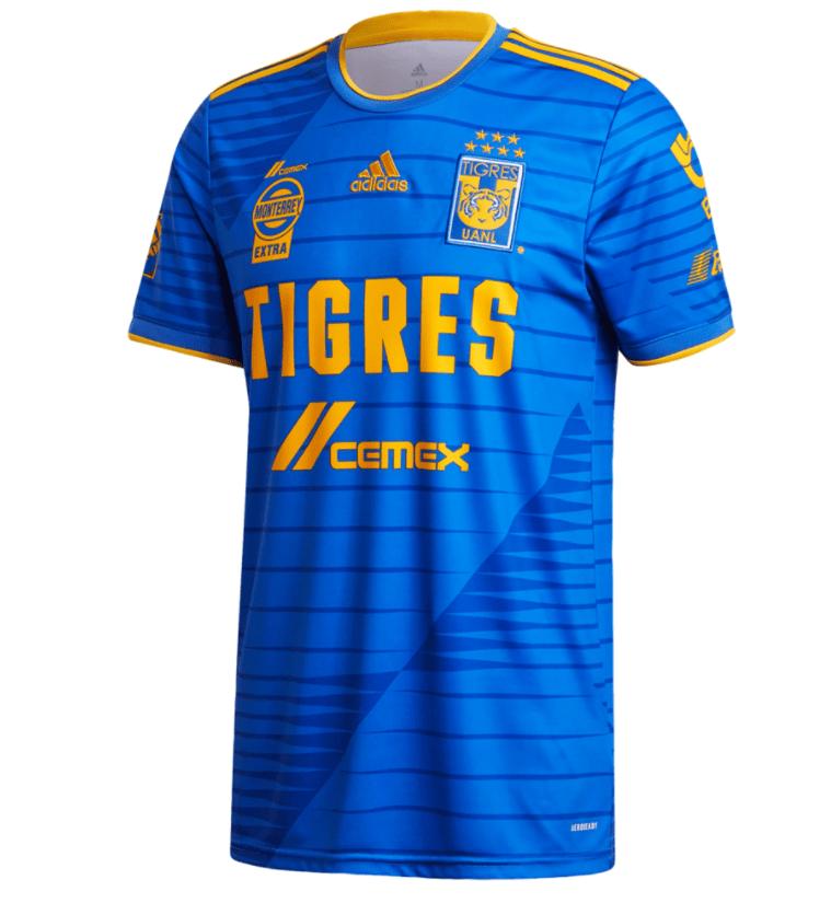 Tigres 20/21 UANL Away Jersey by adidas - BuyArrive -