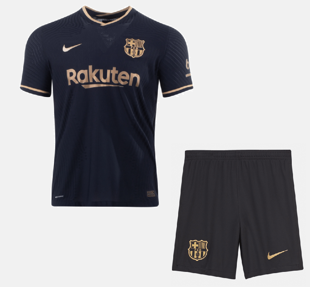 Fc Barcelona 20 21 Authentic Away Kit By Nike