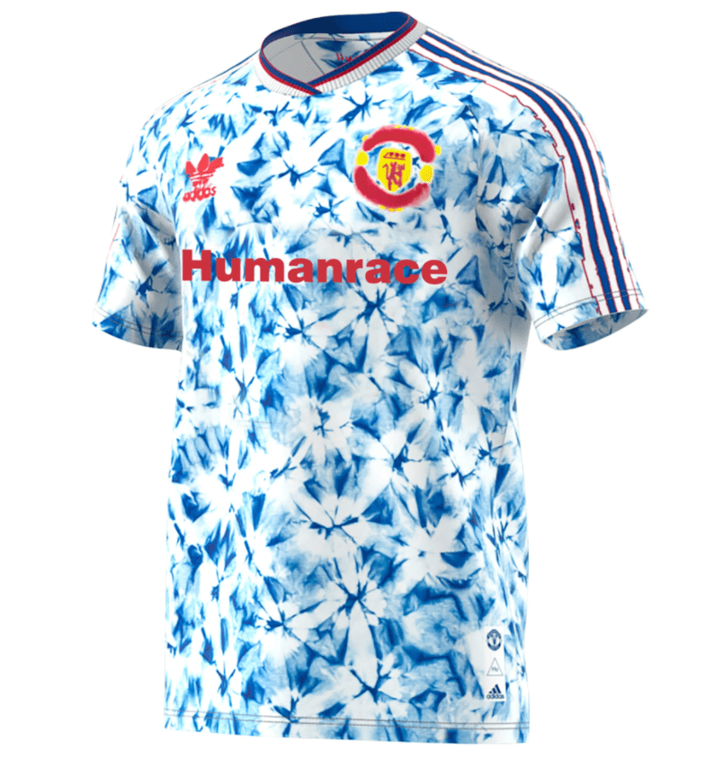Manchester United 20/21 Human Race FC Jersey by adidas x Pharrell ...