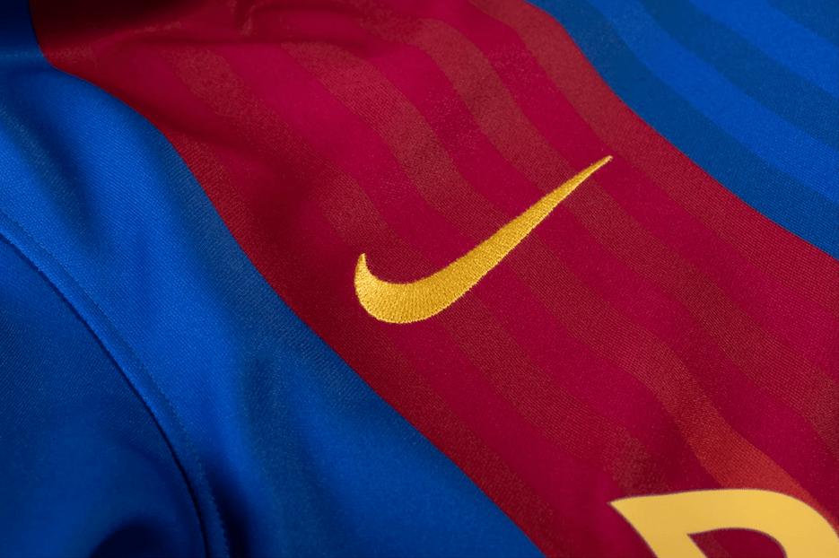 Barcelona 2021 El Clasico Jersey by Nike | Buy Arrive