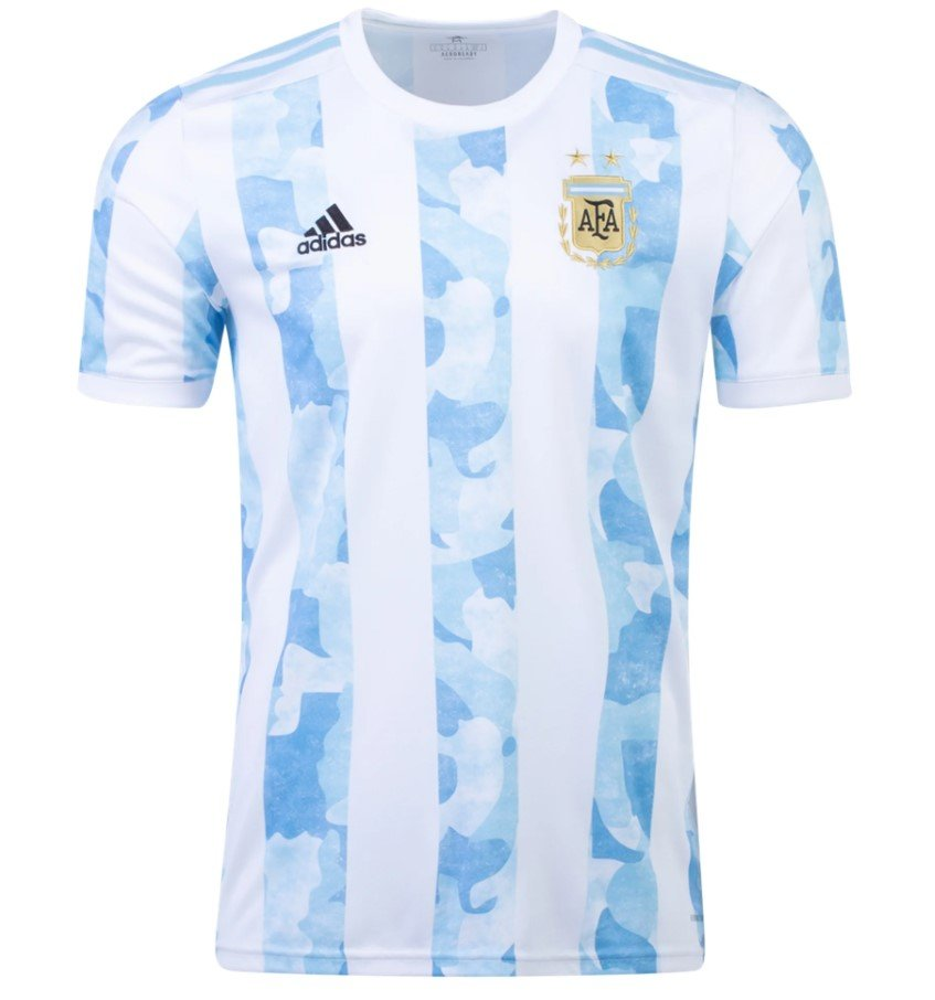 Argentina 20/21 Home Jersey by adidas - BuyArrive -