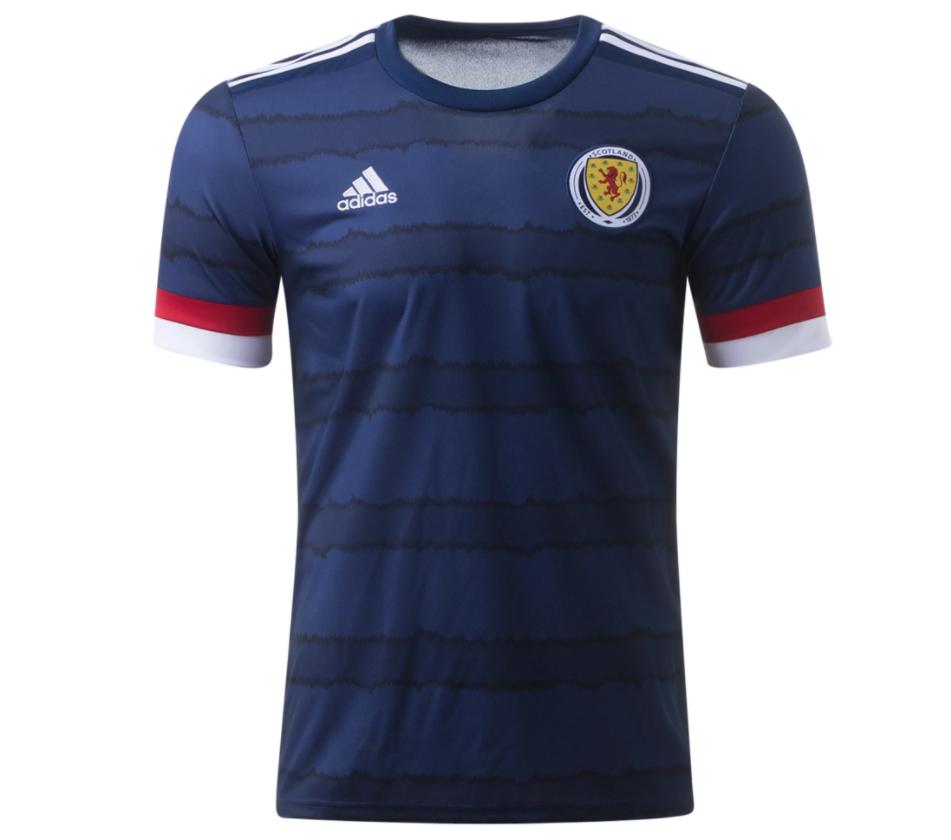 Scotland Euro 20/21 Home Jersey by adidas - BuyArrive -